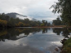 Murray River at Jingellic