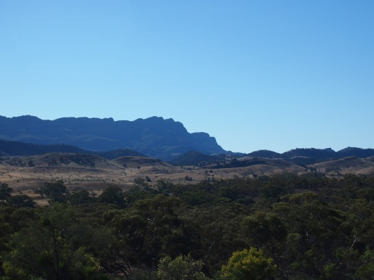 From Quorn to Wilpena Pound