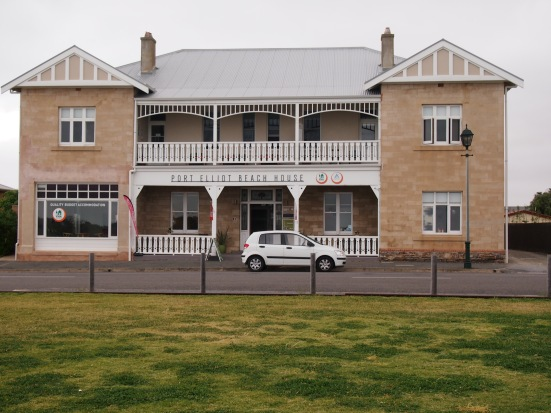 Port Elliot Beach House accomodation