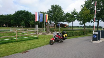 Dutch/German border