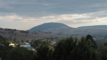 View over Omeo